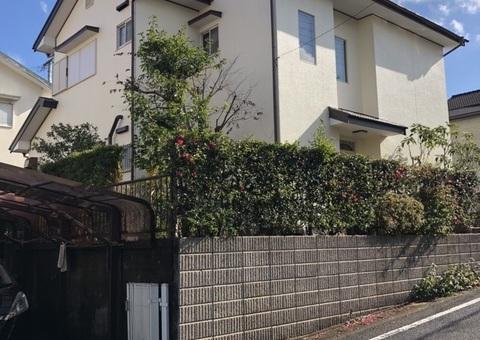 12/29完成です。筑紫野市永岡・K様邸 外壁塗装・屋根塗装工事