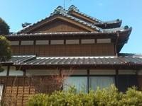 3月25日完成です。筑紫野市原田・Y様邸 外壁塗装工事