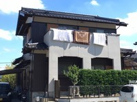 9/19完成です。筑紫野市天拝坂・K様邸 外壁塗装工事