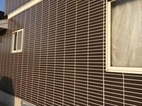 4月7日完成です。筑紫野市原田・メゾンドボーテ壱番館様 外壁塗装・屋根塗装工事