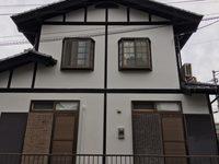 5/28完成です。福岡市東区三苫・T様邸 外壁塗装工事