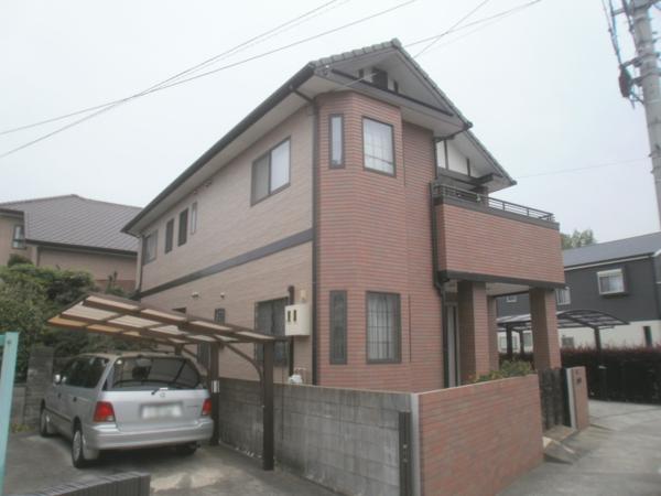 7/24完成です。福岡市南区・H様邸 外壁塗装工事