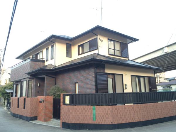 8月10日完成です。筑紫野市俗明院・Y様邸 外壁塗装・屋根塗装工事