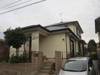 12/13完成です。太宰府市五条・Y様邸 外壁塗装・屋根塗装工事