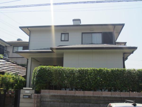 6/5完成です。筑紫野市吉木・Y様邸 外壁塗装・屋根塗装工事