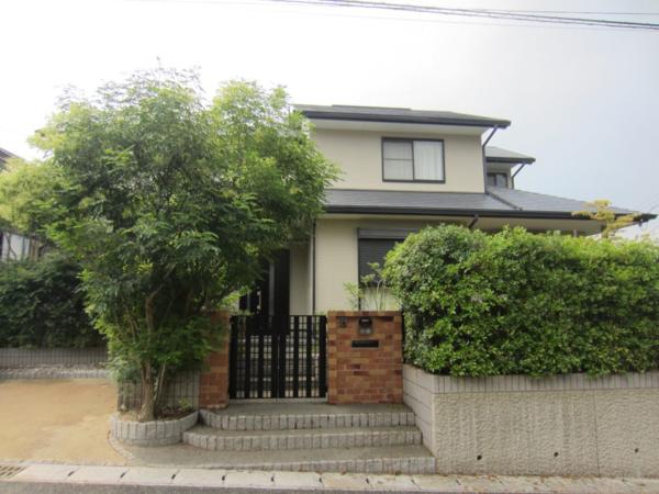 7/22完成です。大野城市つつじヶ丘・K様邸 外壁塗装・屋根塗装工事