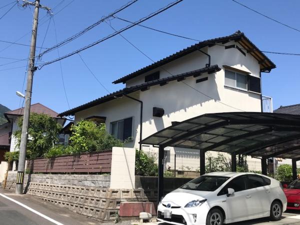 5月9日完成です。筑紫野市吉木・N様邸 外壁塗装・屋根塗装工事