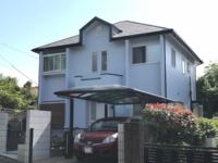 5/12完成です。東区松崎・Y様邸 外壁塗装・屋根塗装工事