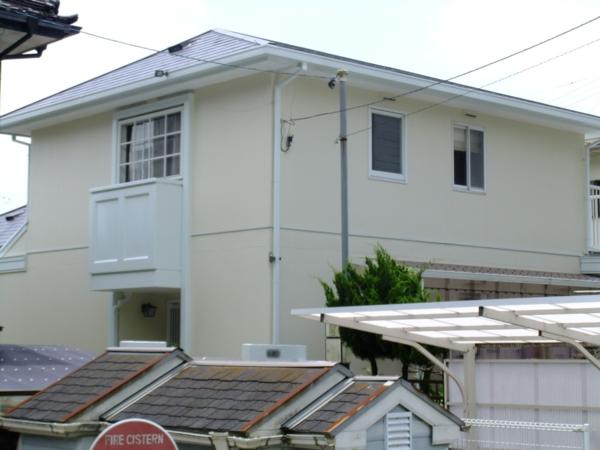 11/25完成です。太宰府市・N様邸 外壁塗装・屋根塗装工事