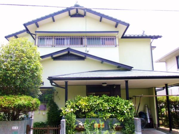 6/4完成です。太宰府市・K様邸 外壁塗装工事