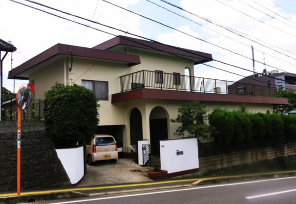 9/3完成です。太宰府市青山・T様邸 外壁塗装工事