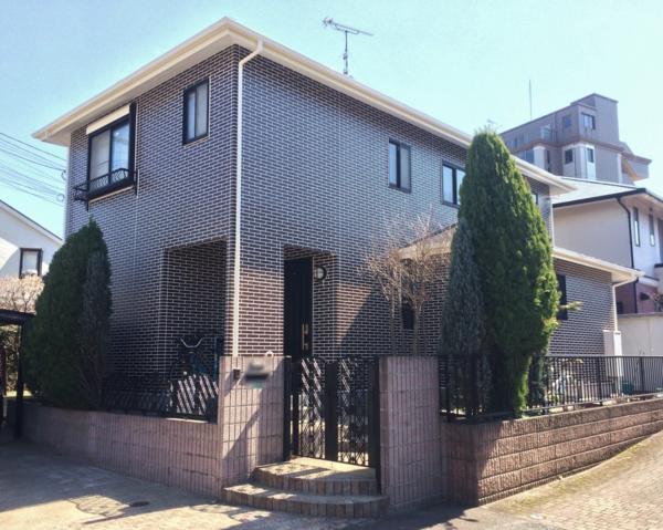 3月10日完成です。太宰府市吉松・O様邸 外壁塗装・屋根塗装工事