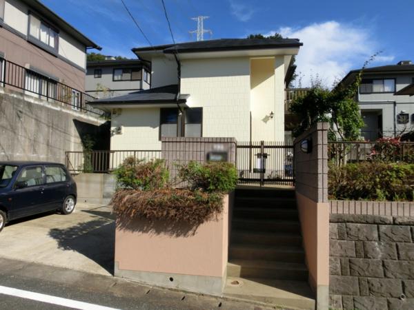 9/21完成です。筑紫野市・K様邸 外壁塗装・屋根塗装工事