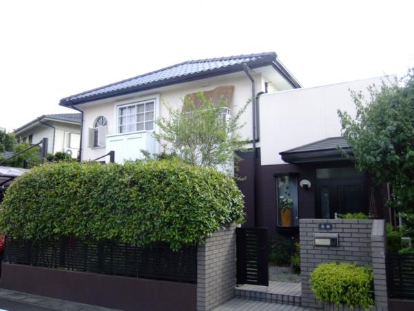 7/14完成です。筑紫野市吉木・T様邸 外壁塗装・屋根塗装工事