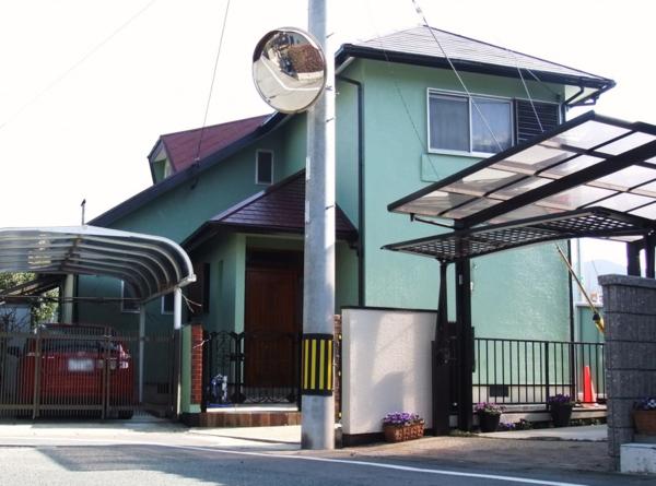 3/2完成です。筑紫野市吉木・A様邸 外壁塗装・屋根塗装工事