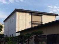 12/14完成です。福岡市西区・I様邸 外壁塗装工事