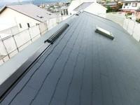 7月12日完成です。太宰府市高雄・F様邸 外壁塗装・屋根塗装工事