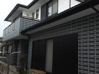 2月5日完成です。小郡市寺福童・O様邸 外壁塗装・屋根塗装工事