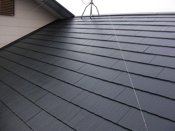 5/29完成です。太宰府市青山・F様邸 屋根塗装工事