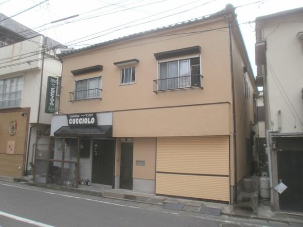 8/4完成です。福岡市博多区・M様邸 外壁塗装工事