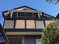 11月12日完成です。小郡市希みが丘・U様邸 屋根塗装・外壁塗装工事