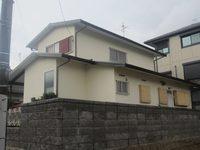 4/5完成です。福岡市西区野方・T様邸 外壁塗装・屋根塗装工事