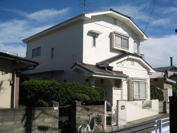 11/7完成です。大野城市・K様邸 外壁塗装・屋根塗装工事