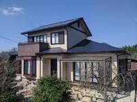筑前町三並・T様邸 外壁塗装・屋根塗装工事筑前町三並・T様邸 外壁塗装・屋根塗装工事 10/2完成です。 10/2完成です。