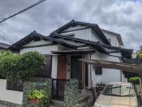 6/24完成です。太宰府市梅香苑・T様邸 屋根塗装工事