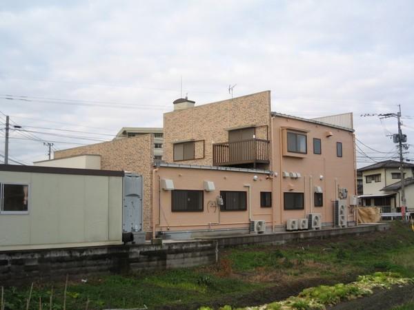 11/14完成です。小麦工房パナシェ様 外壁塗装工事