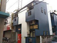 1/18完成です。井尻駅前ステーション井尻様 外壁塗装・屋根塗装工事
