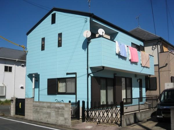 5/19完成です。大野城市・K様邸 外壁塗装・屋根塗装工事