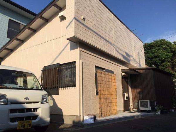 7/20完成です。太宰府市通古賀・T様邸 外壁塗装・屋根塗装工事