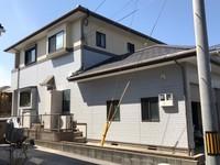 4/10完成です。宗像市・H様邸 外壁塗装工事