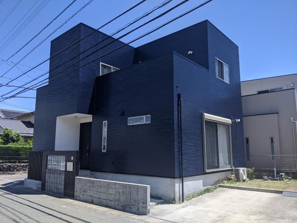 6/11完成です。太宰府市青山・N様邸 外壁塗装・屋根塗装工事