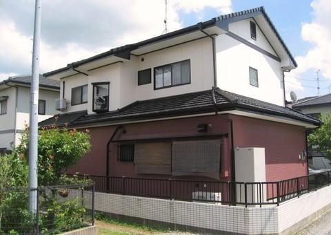 7/24完成です。佐賀市大和町・M様邸 外壁塗装・屋根塗装工事