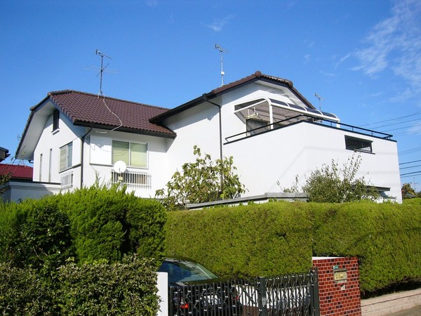 5/10完成です。福津市・H様邸 外壁塗装・屋根塗装工事