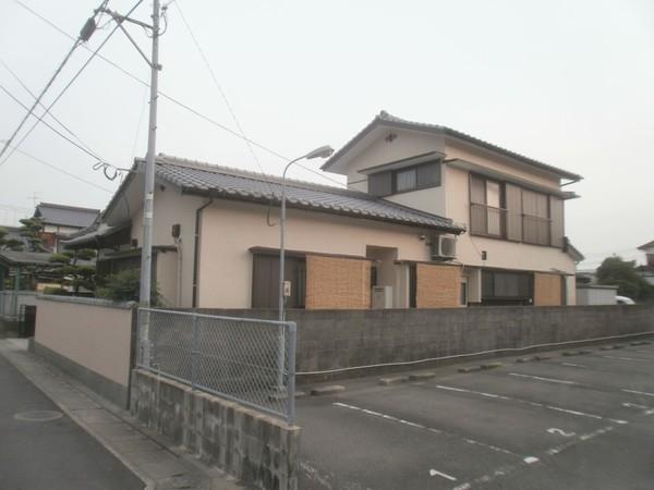 5/20完成です。筑紫野市Y様邸 外壁塗装工事