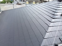 6月21日完成です。宇美町桜原・K様邸 外壁塗装・屋根塗装工事