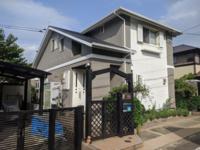 6/6完成です。筑紫野市光が丘・F様邸 外壁塗装・屋根塗装工事