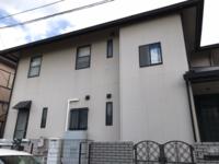 9/15完成です。福岡市東区高美台・K様邸 外壁塗装・屋根塗装工事