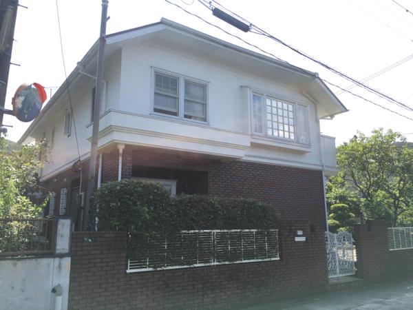 10/5完成です。太宰府市石坂・K様邸 屋根塗装工事