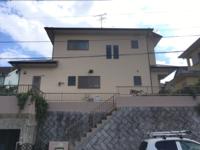 10/10完成です。太宰府市青葉台・O様邸 外壁塗装・屋根塗装工事