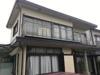 7/24完成です。城南区茶山・N様邸 外壁塗装・屋根塗装工事