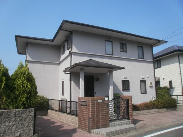 5/20完成です。太宰府市・M様邸 外壁塗装・屋根塗装工事