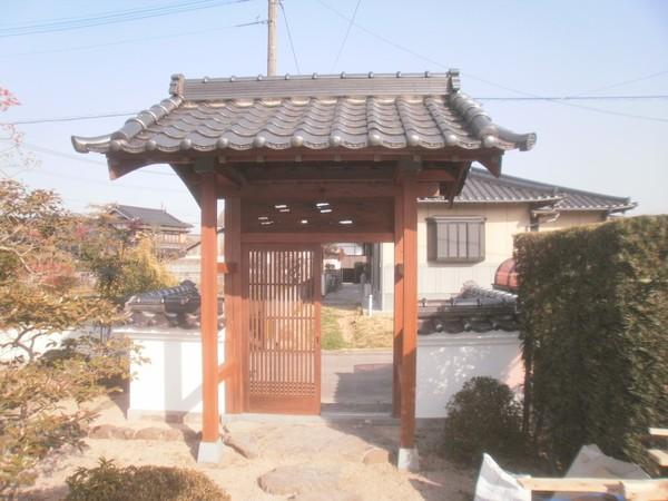 4/8完成です。飯塚市・M様邸 木部塗装工事
