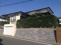 4月21日完成です。太宰府市梅香苑・K様邸 外壁塗装・屋根塗装工事