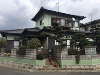 3月11日完成です。筑紫野市紫・Y様邸 外壁塗装工事