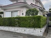 6/3完成です。大野城市月の浦・A様邸 外壁塗装工事