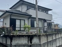 6/3完成です。糟屋郡志免町・O様邸 外壁塗装・屋根塗装工事